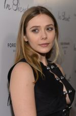 "Elizabeth Olsen At ""In Secret"" Premiere In Hollywood"