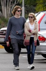 Emma Roberts Out With A Friend In Los Angeles