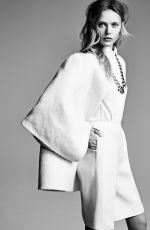 Frida Gustavsson At Vogue Germany December 2013 By Hasse Nielsen