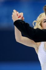 Isabella Tobias At 2014 Sochi Winter Olympics