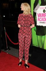 Joely Richardson At Vampire Academy Premiere In LA