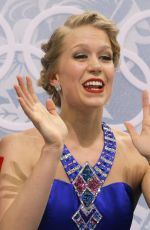 Kaitlyn Weaver At 2014 Sochi Winter Olympics Games