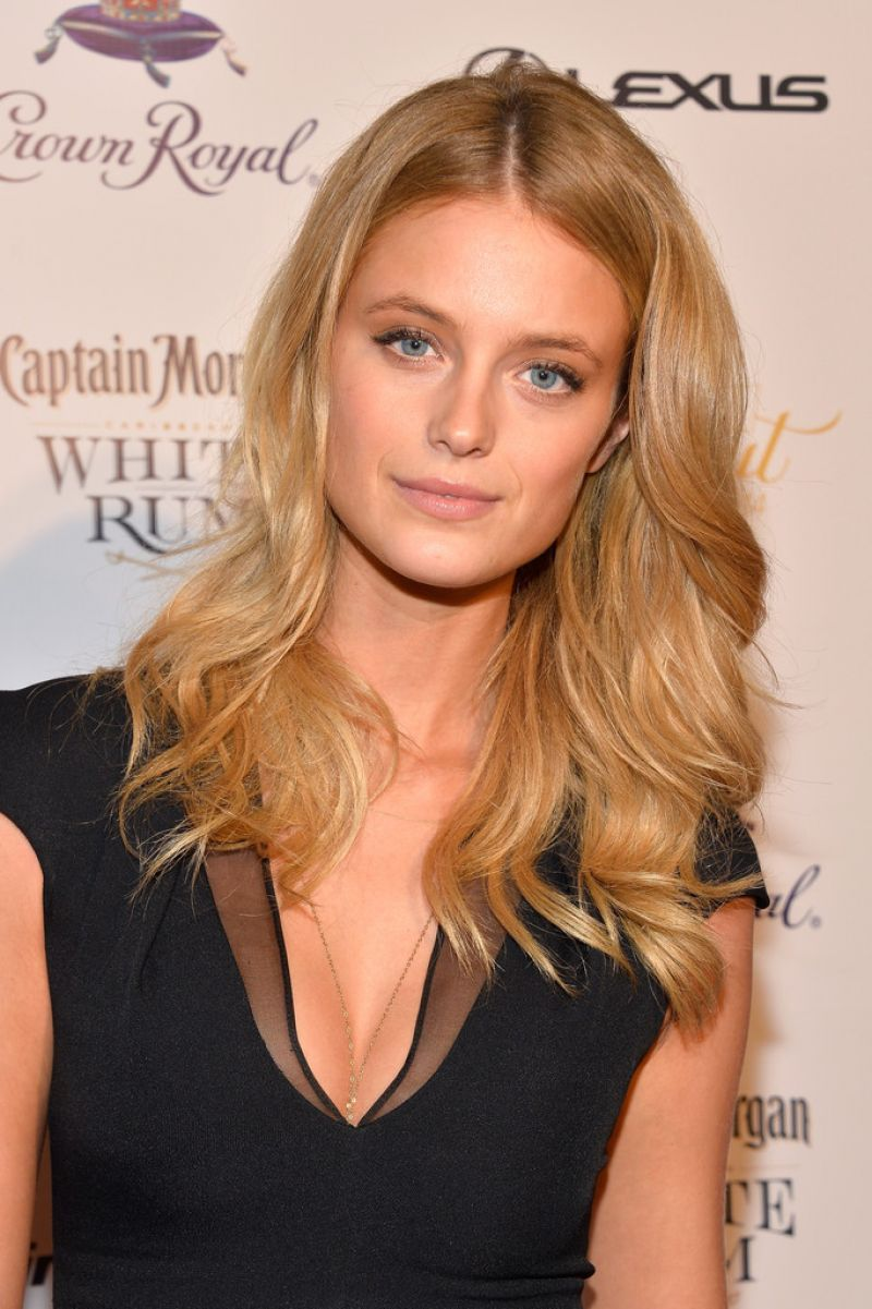 Kate Bock At Sports Illustrated Hosts Club SI Swimsuit At LIV Nightclub In Miami