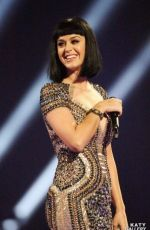 Katy Perry At The BRIT Awards 2014 In London