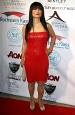 Kelly Hu At Beverly Hills 100th Anniversary Celebration