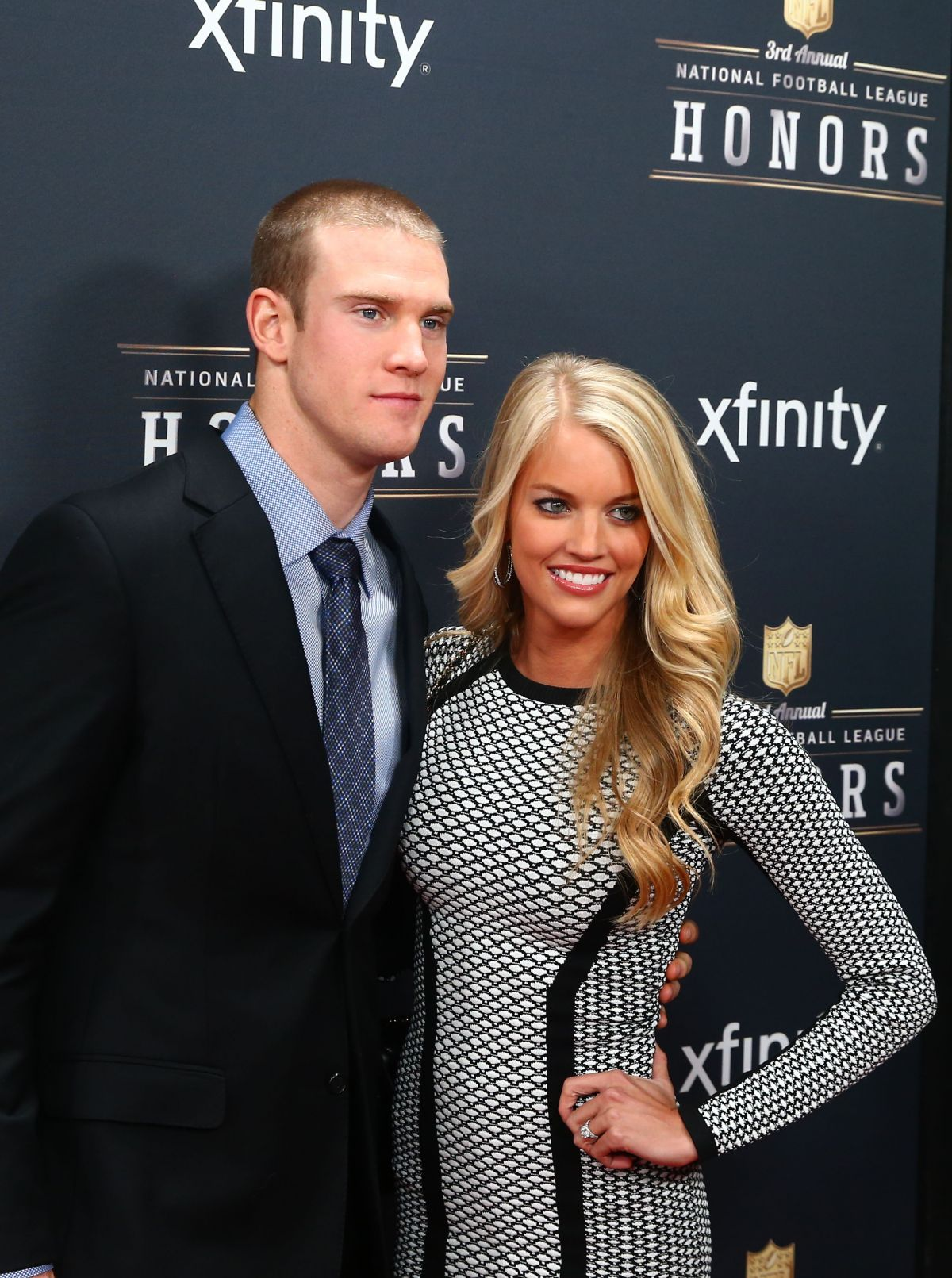 Lauren Tannehill At 3rd Annual NFL Honors
