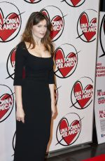 Letitia Casta At The Premiere Of The Film