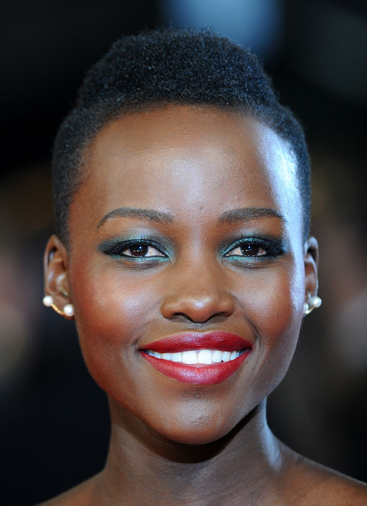 Lupita Nyong O At 2014 British Academy Film Awards In London Celebzz