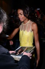 Naomie Harris At London Critics Circle Film Awards At The Mayfair Hotel