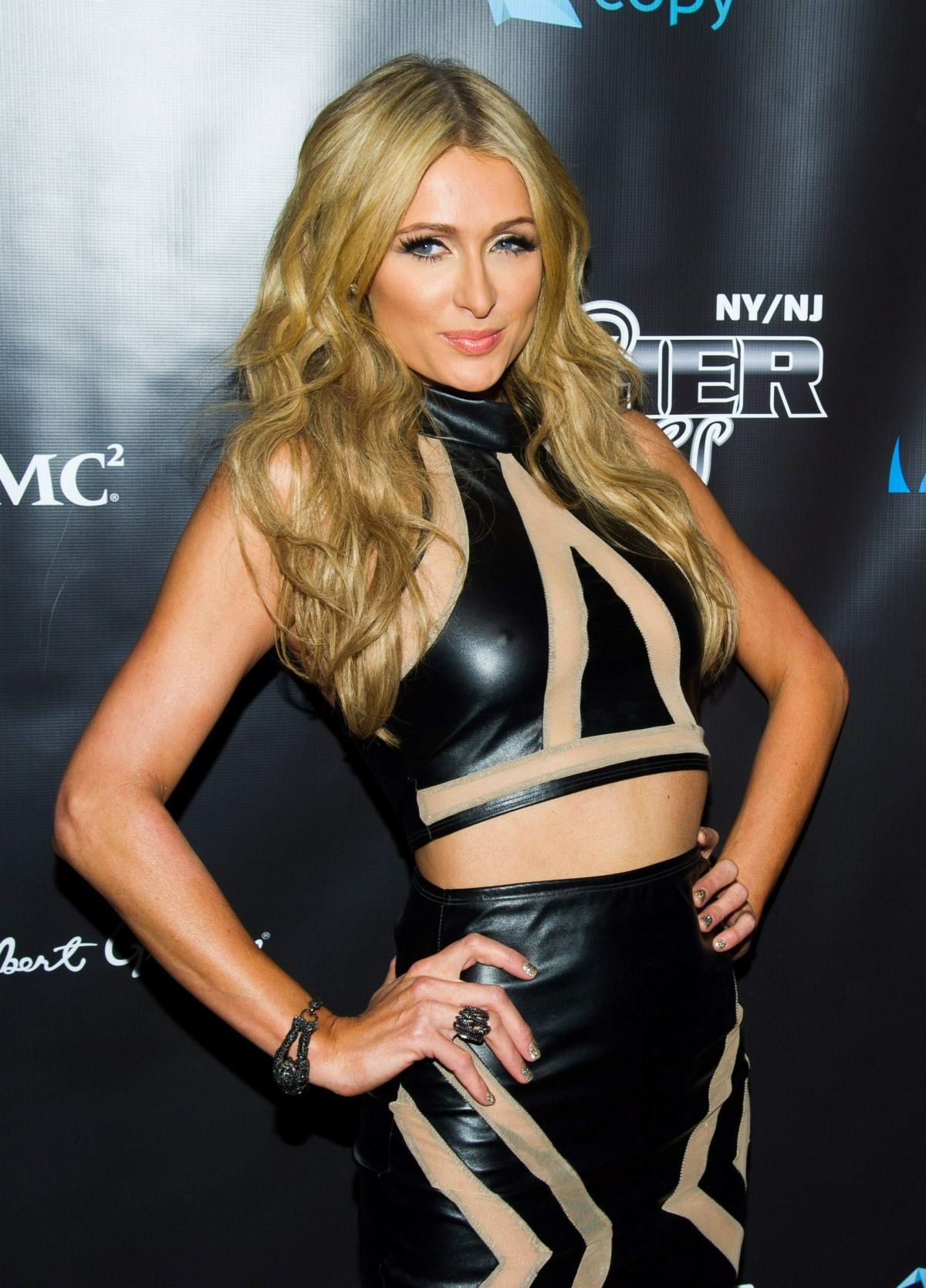 Paris Hilton At The 11th Annual Leather Amp Laces Party