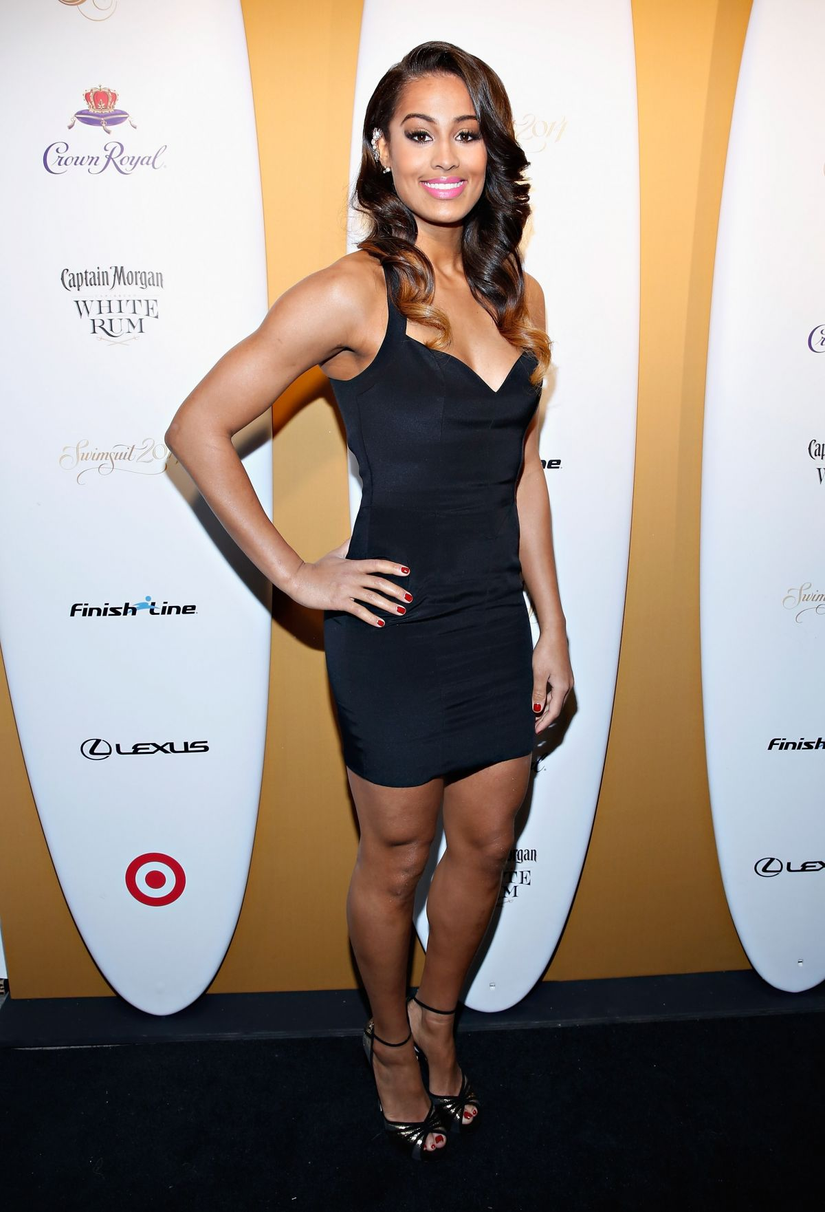 Skylar Diggins At Sports Illustrated Swimsuit Issue Kick Off Event