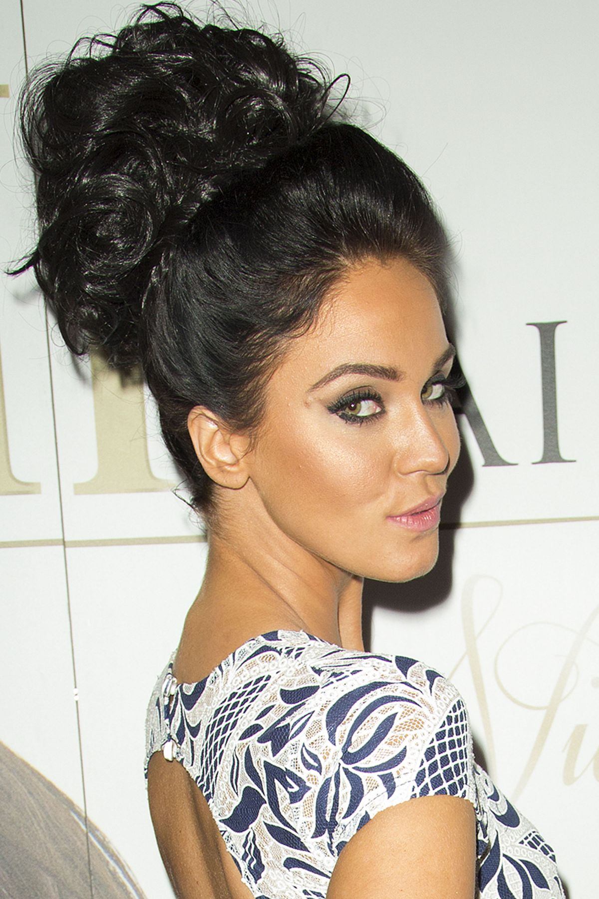 Vicky Pattison Promoting VIP Range At Beauty Show At The ...