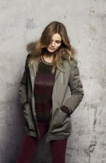 Edita Vilkeviciute At 1.2.3 Winter 2013 Photoshoot