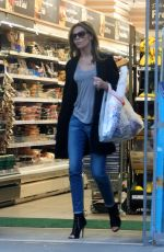 Abbey Clancy Leaving Tesco Express