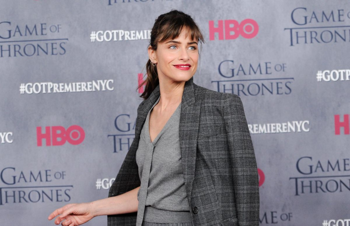 Amanda Peet At 'Game Of Thrones' Season 4 Premiere ...