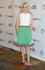 Annaleigh Ashford At 2014 PaleyFest Masters Of Sex