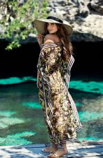 Ariadne Artiles At Ondademar Photoshoot 2014