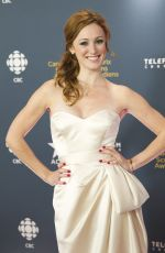 Carrie-Lynn Neales At Canadian Screen Awards