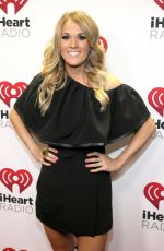 Carrie Underwood At iHeartRadio Country Festival In Austin