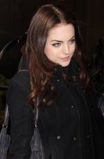 Elizabeth Gillies Out In NYC