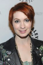 Felicia Day At PaleyFest An Evening With The Agents Of Shield In Beverly Hills