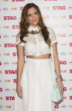 "Jacqueline Jossa At Gala Screening Of ""Stag"" In London"