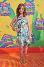 Jayma Mays At Nickelodeon
