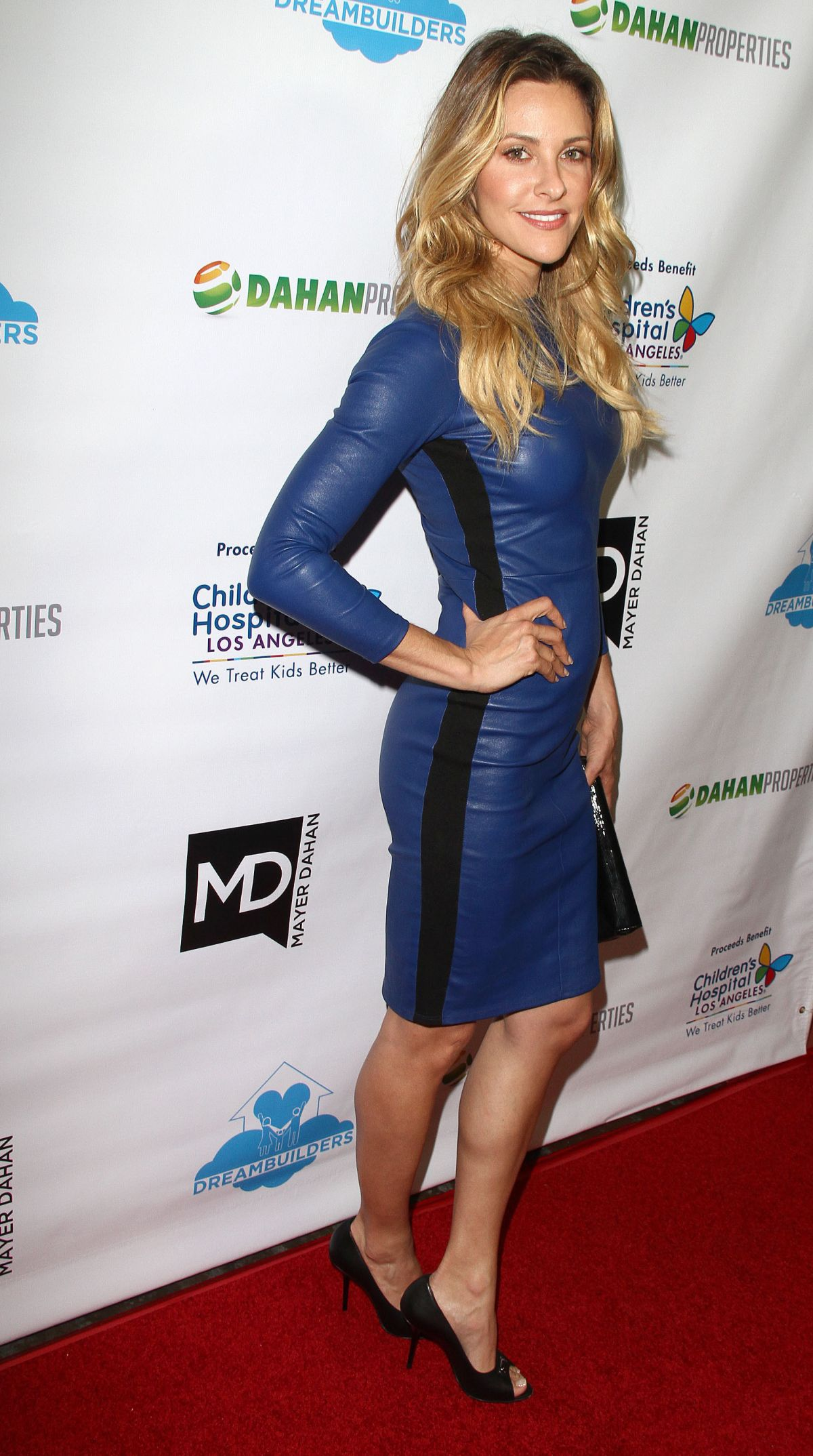 Jill Wagner At A Brighter Future For Children Benefit In