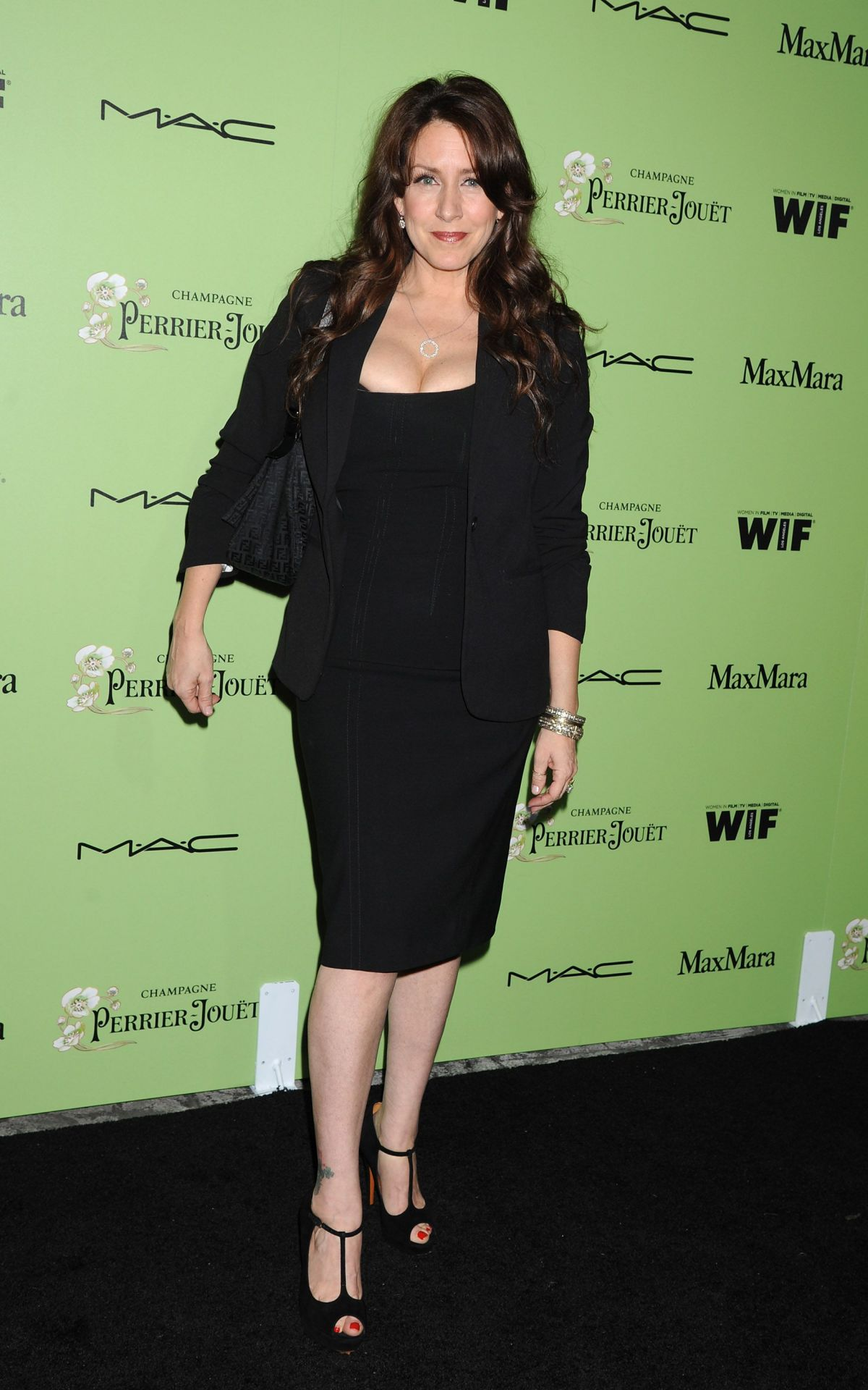 Joely Fisher At Women In Film pre-Oscar Cocktail Party