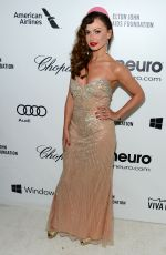 Karina Smirnoff At 22nd Annual Elton John AIDS Foundation Academy Awards Viewing Party