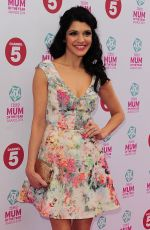 Natalie Anderson At Tesco Mum Of The Year Awards