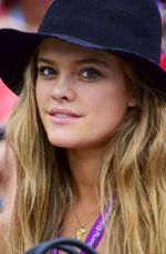 Nina Agdal At 2014 Sony Open In Miami