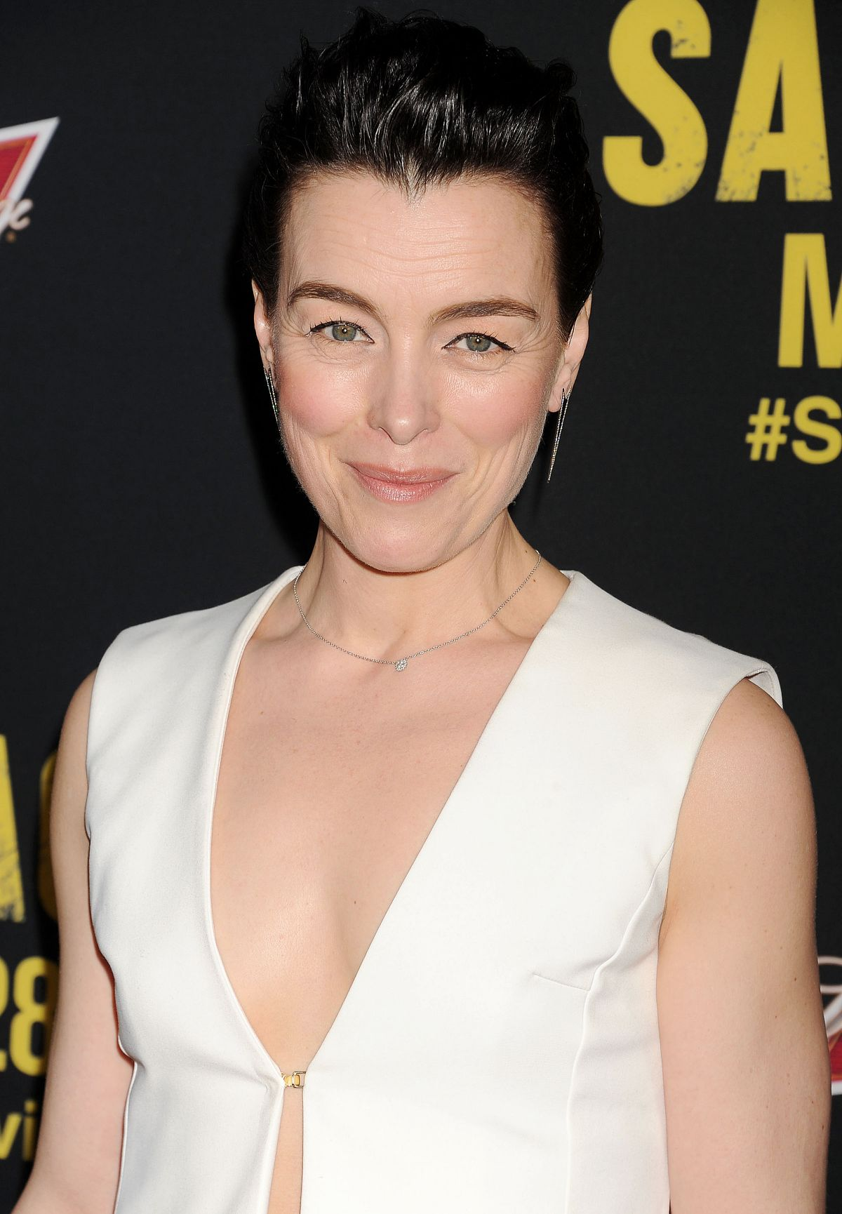 Olivia Williams At 'Sa...