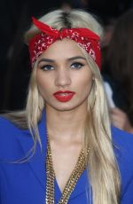 Pia Mia Perez At Divergent Los Angeles Premiere
