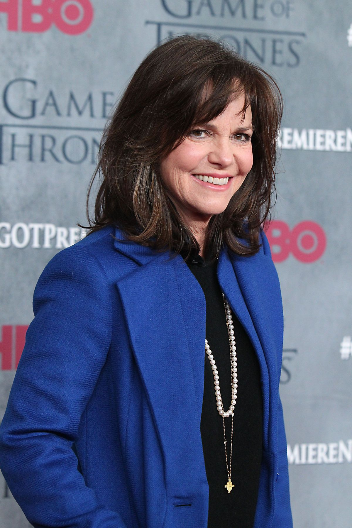 "Sally Field At ""Game of Thrones"" Fourth Season Premiere In NYC"