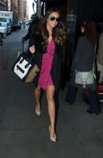 Shay Mitchell Seen Out In Manhattan