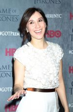 "Sibel Kekilli At ""Game Of Thrones"" Fourth Season Premiere In NYC"