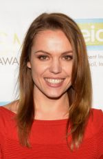 Agnes Bruckner At 18th Annual PRISM Awards Ceremony