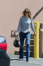 Ali Larter Leaving An Office Building In West Hollywood