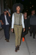 Brandy Norwood Out And About In New York City