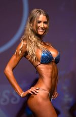 Danica Thrall At Miami Pro Fitness Ms Bikini At Alban Arena
