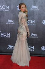 Danielle Bradbery At 49th Annual Academy Of Country Music Awards In Las Vegas