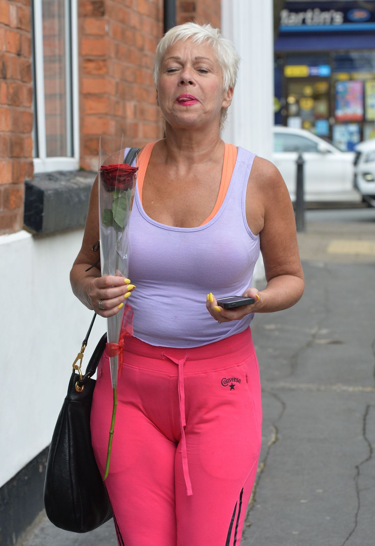 pimpandhost Denise Welch O & A In Cheshire