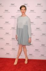 "Elettra Rossellini Wiedemann At IWC Schaffhausen Host ""For The Love of Cinema"" Private Dinner In New York"