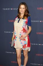 Eva Amurri At Vanity Fair Celebrate To Tommy From Zooey Collaboration