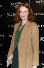 Karen Elson At The Screening Of Fox Searchlight Pictures