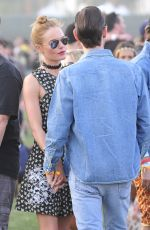 Kate Bosworth At Coachella Valley Music & Arts Festival In Indio