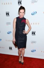 Katie Aselton At The