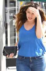 Kelly Brook Out And About In LA
