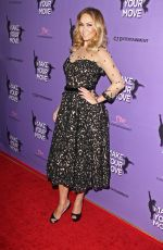 """Kym Johnson Attends The LA Special Benefit Screening Of """"Make your Move"""""""
